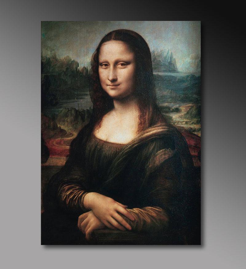 Popular Mona Lisa Frame