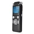 8GB Digital Voice Recorder Pen Professional USB 2 0 HD Voice Recorder Remote Noise Reduction U