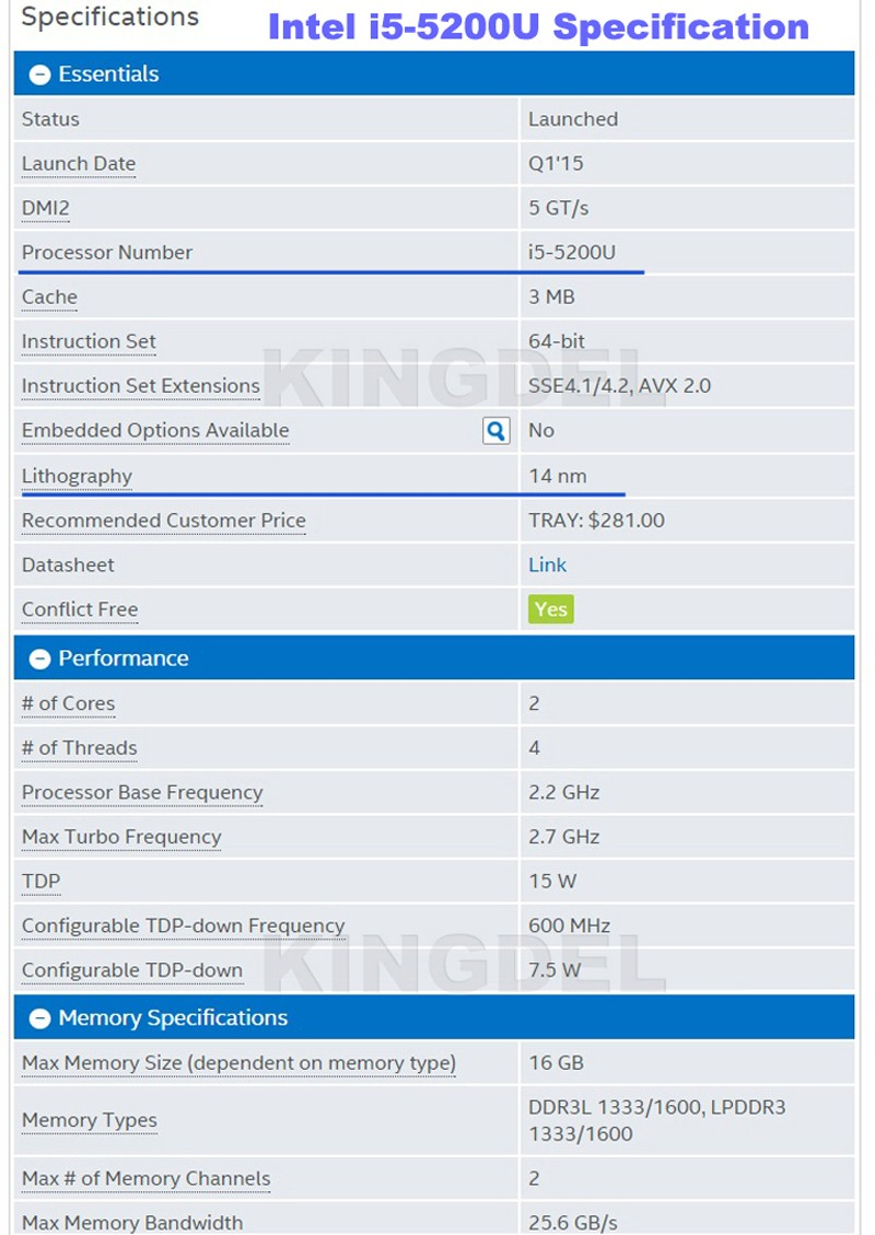 "i5-5200U specification-1  13.three"" Core i5-5200U laptop computer pocket book, 8GB RAM+256GB SSD+500 HDD, Steel Case,1920*1080,WIFI, Bluetooth 2.2GHz Win10 F200 HTB1t6t8LVXXXXciXpXXq6xXFXXXY"