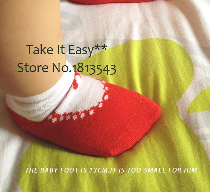 9ce1e4fa3 Uno pares bebé calcetines Zapatos falsos algodón lindo bebé ...