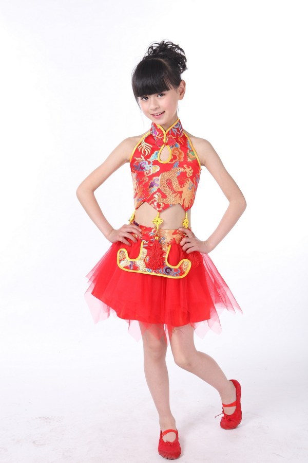 Online Childrens Chinese Costumes China