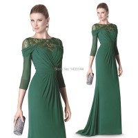 Popular Emerald Green Mother of The Bride Dresses-Buy ...