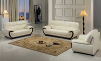 Living Room Set With Chaise