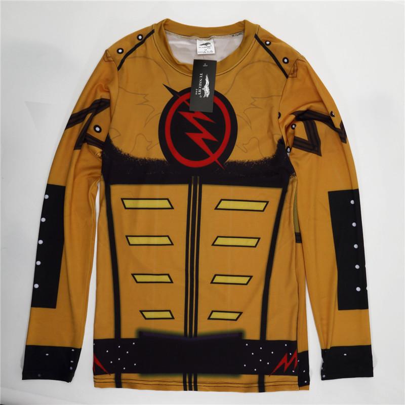 Winter Soldier TUNSECHY Avengers 3 Compressão Homens Da Camisa do Verão De  Manga Longa De Fitness Crossfit T Camisas Roupas Masculinas Tops Apertados 373c1f190a9