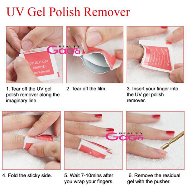 How To Take Off Acrylic Nails Without Acetone At Home