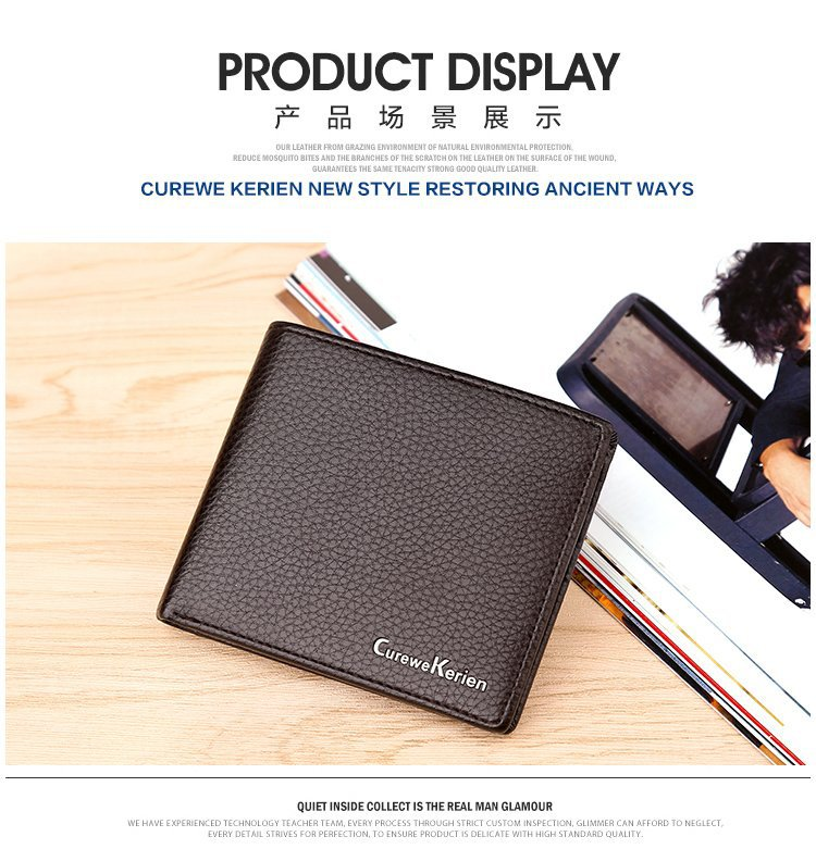 coconut beautiful scenery on the beach PU Leather office Business Card Holder PU Leather office Business Card Holder
