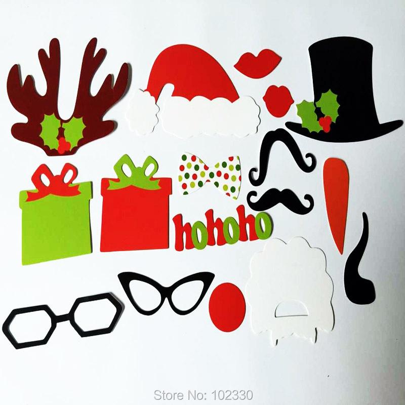 DIY Moustache Lunettes Lèvres Drôle Masques De Noël De Mariage Décoration  Événement de Fête Party Supplies Faveurs Photo Booth Props ZA1164 c52f8f81a55