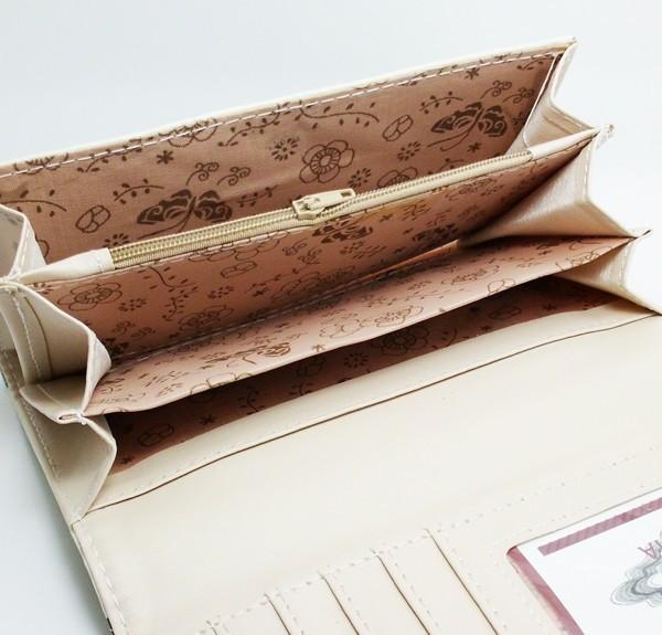 Frauen Brieftasche Vintage Lange Geldbörse Fashion Solid Rindsleder Mehrere Karten Halter Kupplung Leder Standard Brieftasche Dauerhaft Im Einsatz Gepäck & Taschen Brieftaschen