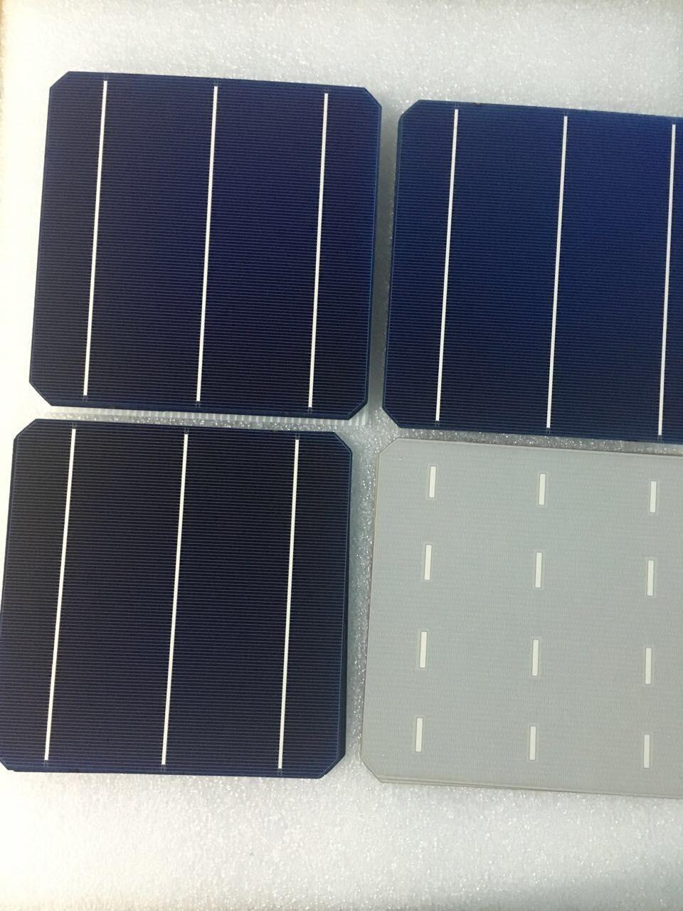 c94e2514e0c6 Click here!! ¡ Promoción! 50 unids 20.4% 5 W 156mm 3BB molicristalino  célula solar para el panel solar DIY