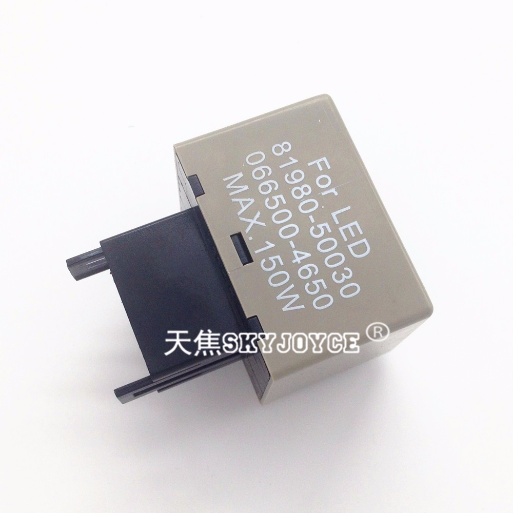 medium resolution of  10x 12v car motorcycle led flasher led relay module 8 pin adjustable car flasher led