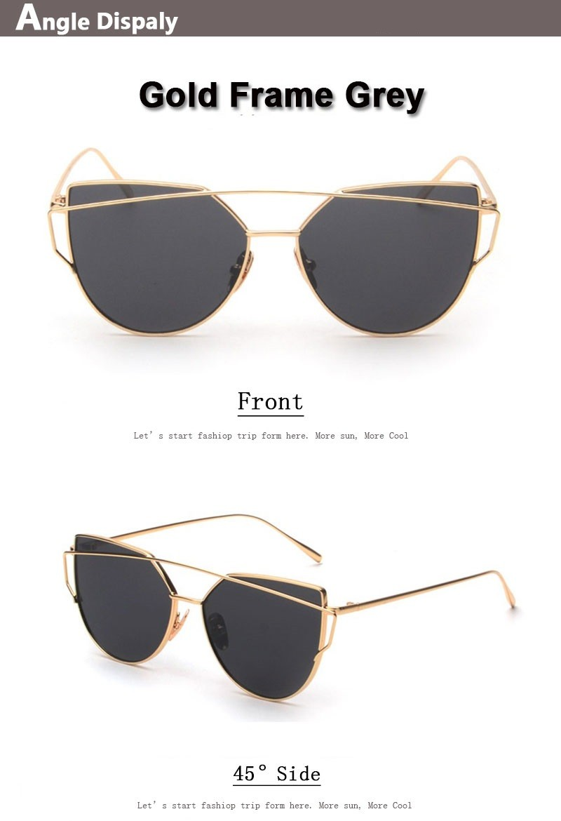 99939683c1 ... HTB1vAQiNXXXXXXaXFXXq6xXFXXXl Storfey.com 2016 New Women 6 Colour  Luxury Flat Top Cat Eye Sunglasses Women HTB1E53iNXXXXXc XpXXq6xXFXXXW ...