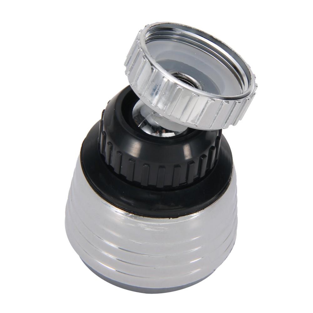 ⊱360 Rotate Water Saving Tap Faucet Water Bubbler Aerator Diffuser ...