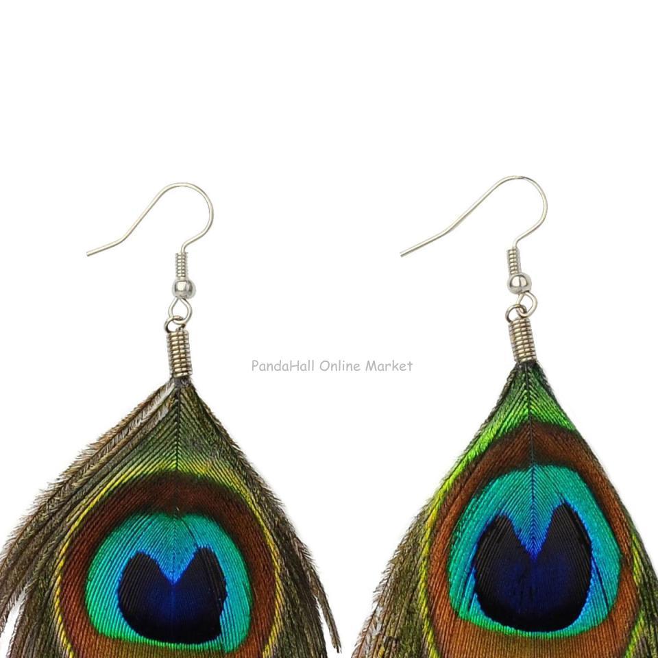 partie des bijoux flamingo boucles d/'oreilles oiseau animal oreille étalon