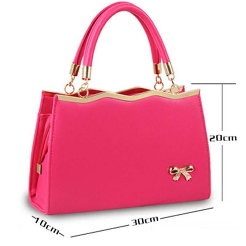 91eaf8b11590 Новый дизайн Для женщин Сумки Повседневное Tote Воме из искусственной кожи Сумки  сумка на ремне Модные женские Курьерские сумки VY