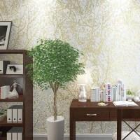 Wallcovering With A Tree Design   Joy Studio Design ...