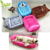 dog beds for large dogs small dog bed house cute cartoon ...