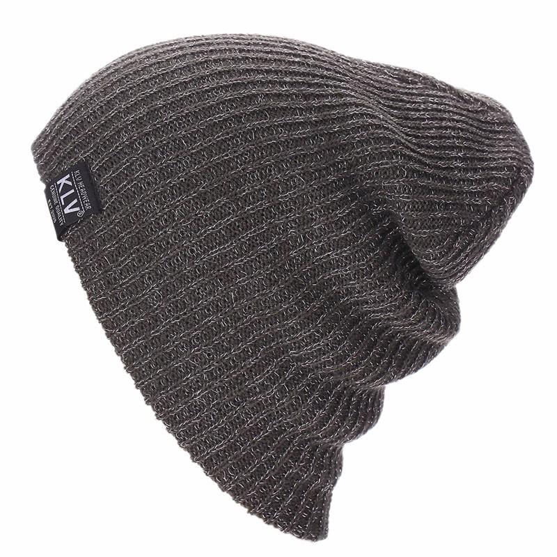 ᓂInvierno Caliente de Esquí de punto de Ganchillo Slouch Sombreros ... 083af5a5db4