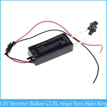 Spare Ccfl Angel Eyes Halo Rings Inverter Ballast - Year of