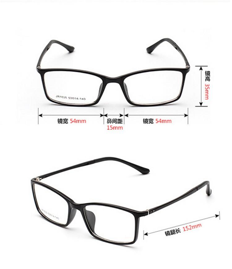 Unisex Retro Vintage Clássico de Metal Meia Óculos de Armação Limpar Lens  Nerd Óculos Plain Eye Glasses Para Mulheres Dos HomensUSD 7.32 piece ... 346dcd1f3c