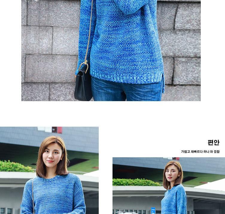 3a59d0a7d127 √Новая мода осень-зима Корейская свободная Для женщин Свитеры для ...