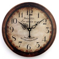 vintage large decorative wall clock home decor fashion ...