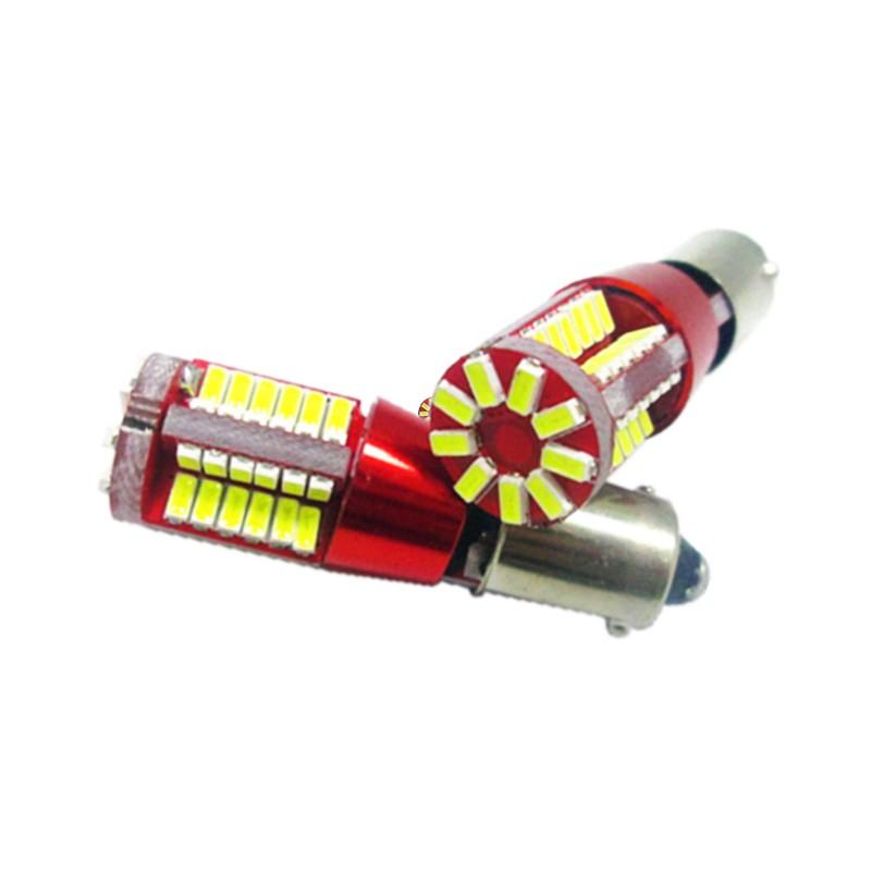 d376a44d1ab7e4 ... zorg Dan dat deze LED lamp base is in lijn met de aansluiting van de  auto voordat aankoop.pakket Inbegrepen 20 Stuks 12 V Canbus BA9S 3014 57  LED Licht