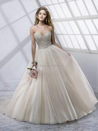 Pics For > Beige Wedding Dress