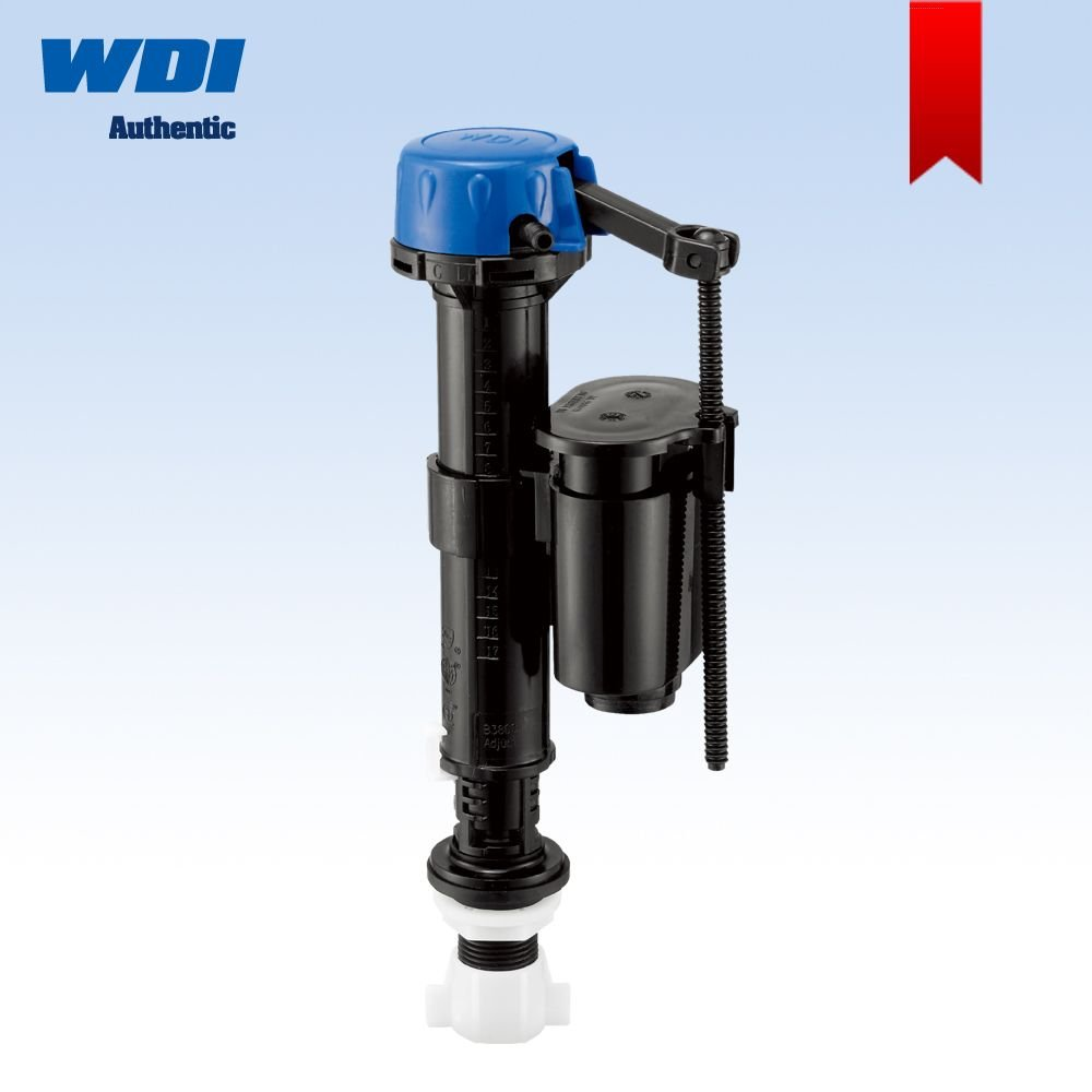 WDI B3800E Replace Toilet Parts Tank Fittings Quiet Fill