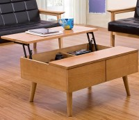 Ash wood color wood with drawers Nordic minimalist ...