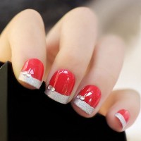 Popular Red Fingernail Tips-Buy Cheap Red Fingernail Tips ...