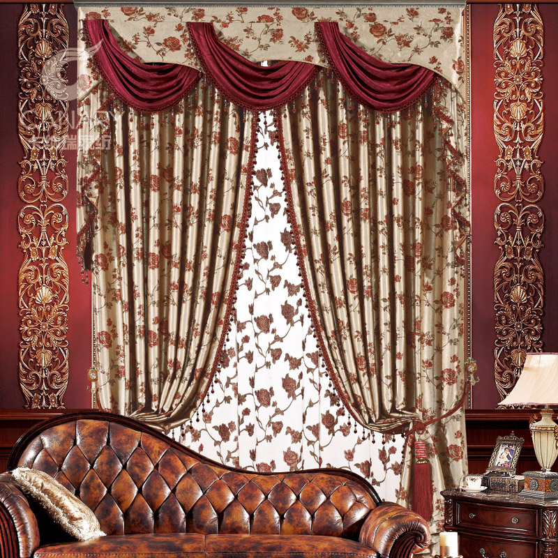 Browse Related Products Comfort Bay Somerset Curtain Panel 50quot