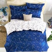 Hipster Galaxy Beddig Sets Universe Outer Space Themed ...