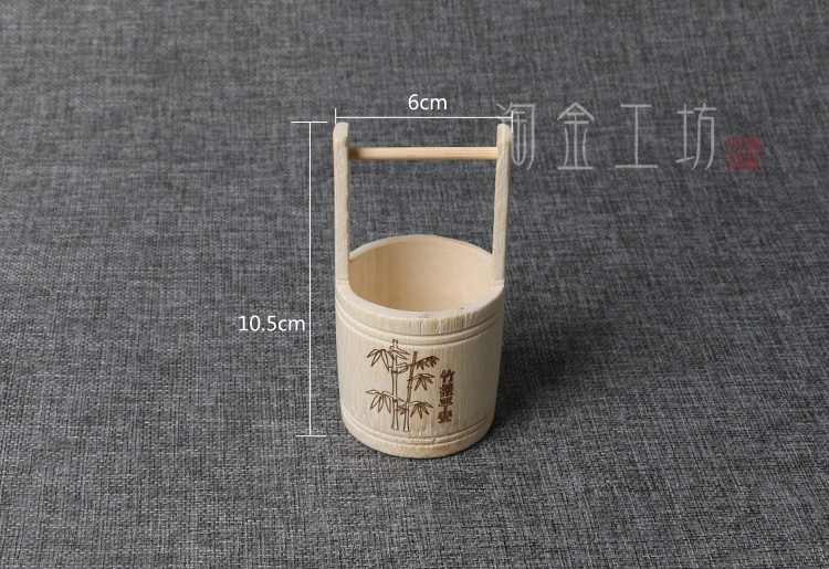 ộ ộ Creative Small Bamboo Handicrafts Home Decoration A219 A750