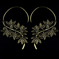 Online Buy Wholesale fake bamboo earrings from China fake ...