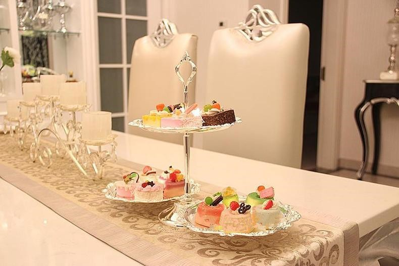 ✅Home Dessert Serving Stand Wedding or Party Supplies Cake Serving ...