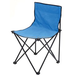 Folding Armless Camping Chairs Sliding Shower Chair Bench Lightweight Beach Outdoor Chair-in From ...