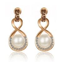 Aliexpress.com : Buy Fashion Silver plated Infinity ...