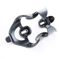 New Bicycle Bottle Cage Carbon Fiber Pattern Water Bottle ...