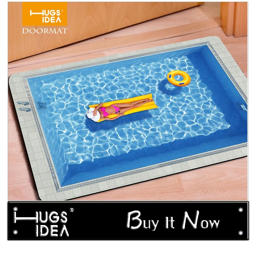 Novo Projeto Da Arte Bem Vindo Capacho 40 60 Cm Pintura 3d Pintado  -> Tapete De Sala Pintado