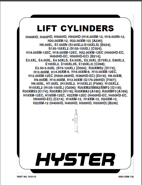 Hyster Forklifts Promotion-Shop for Promotional Hyster