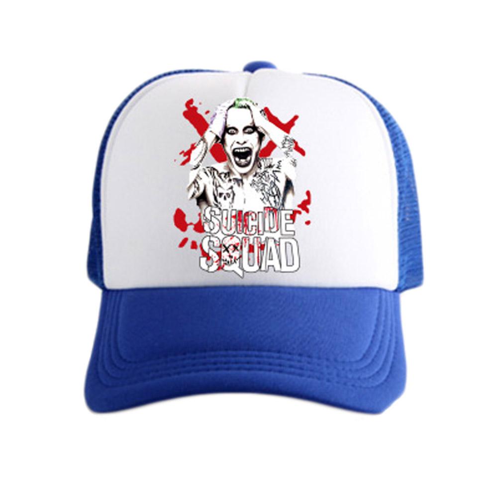 suicide squad harley quinn monster snapback hat