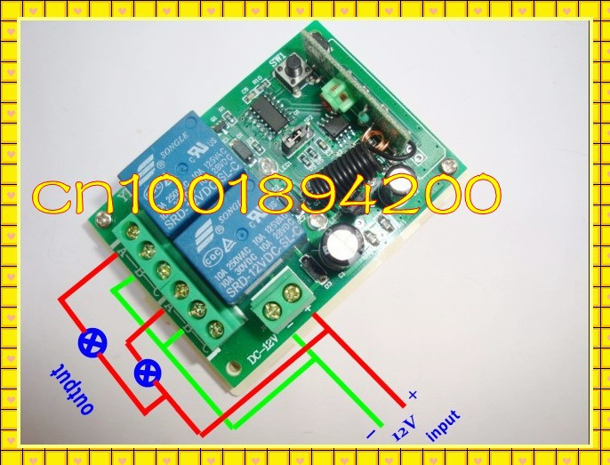 Relay Diagrams Latched Output Momentary To Constant Output
