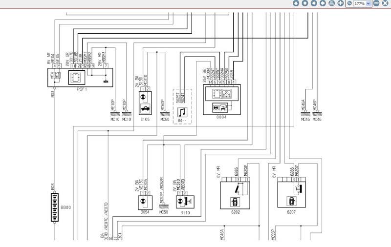 UT8qSSxXalaXXagOFbXV?resize\=665%2C421 citroen c3 electrical wiring diagram wiring diagrams citroen c3 wiring diagram free download at gsmx.co