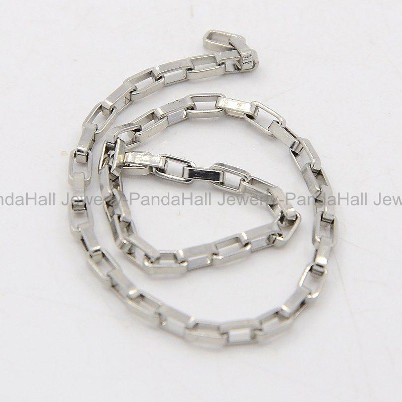 1 PC FASHION Snap Bouton Imitation Zircon Bracelets Silver Tone À faire soi-même 18 cm HX