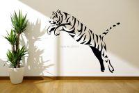 Tiger Wall Decals - tiger, wild animals vinyl decal, wall ...
