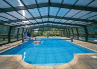 Use In Swimming Pool Wall Temperd Glass/laminated Glass ...
