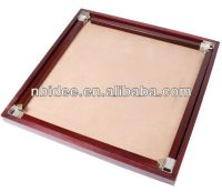 foldable wooden bridge table