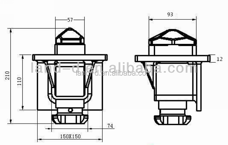 Truck Part Manufacturer Semi-automatic Shipping Manual Iso