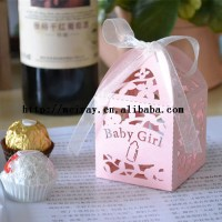 Baby Shower Souvenirs! Laser Cut Paper Gifts Boxes ...