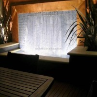Modern Watefall Fountains Large Indoor Waterfall For ...